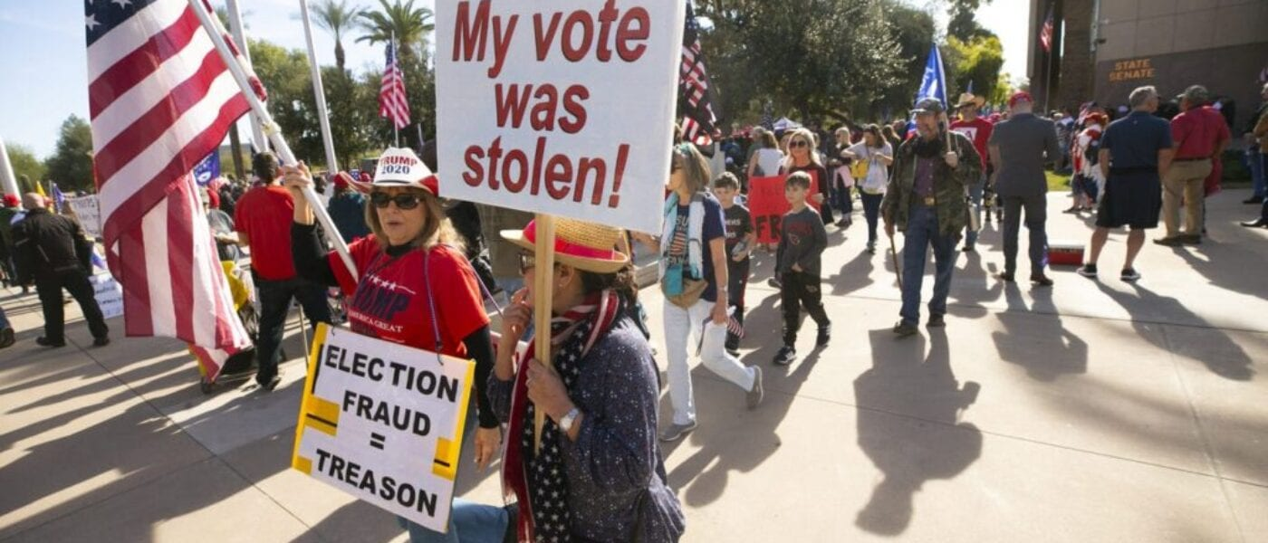 MAGA INSTITUTE PODCAST, Ep18 – Blockbuster Census Results and Jawdropping AZ Election Audit Revelations 26apr21