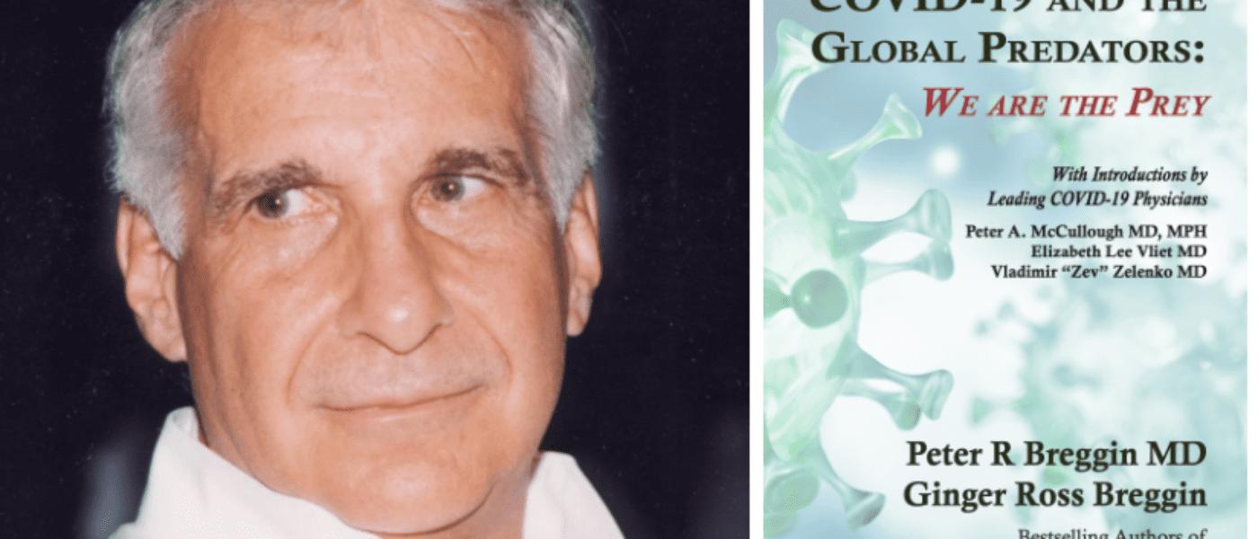 MAGA INSTITUTE PODCAST, Ep8 – Dr. Peter Breggin: COVID-19 and the Global Predators 6apr21