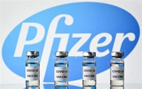 Pfizer mRNA vax