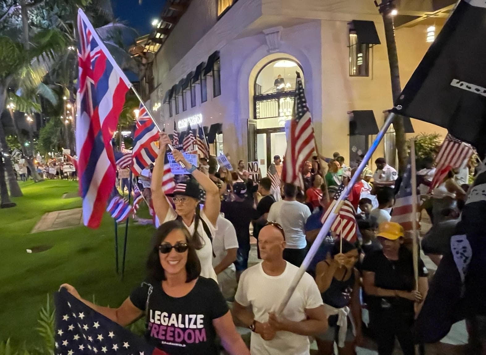 Hawai'i Matters: Why Fighting Off Global Tyranny There is Crucial for the Mainland - MAGA Institute